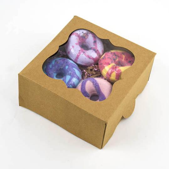 Donut Bath Bomb Gift Box