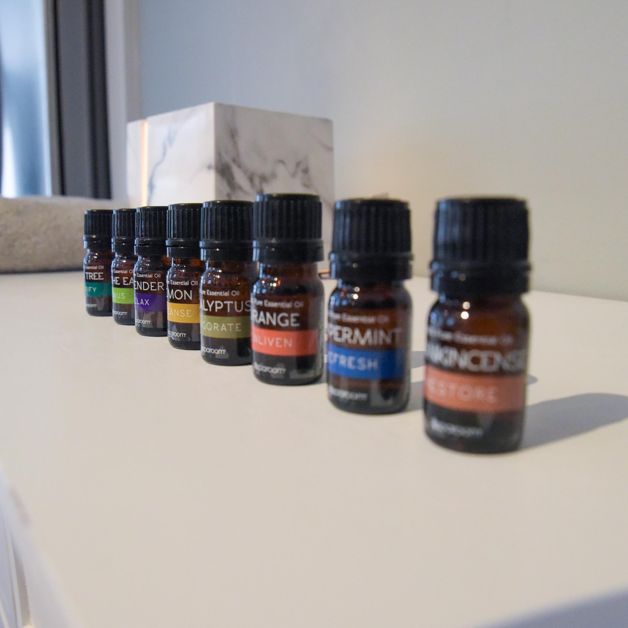 Essential Oils Super Sampler