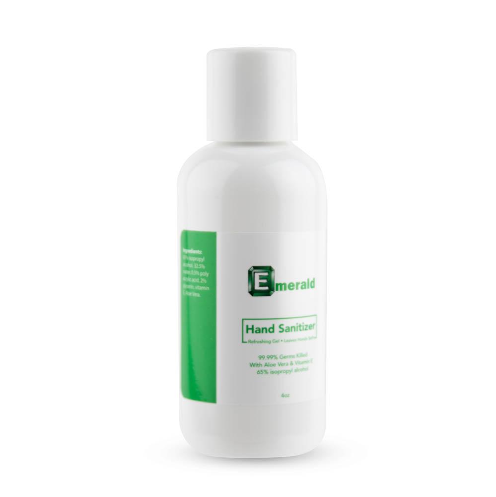 Hand Sanitizer Gel - 4 oz bottle, 2-Pack
