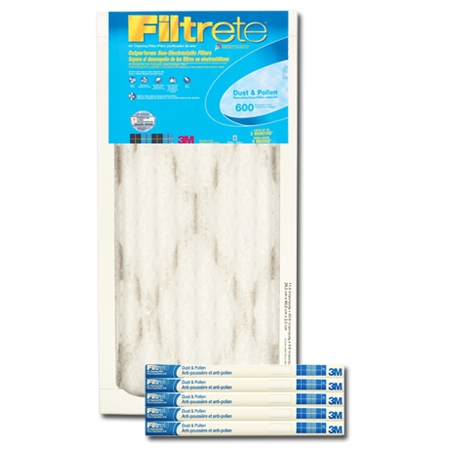 14 x 25 x 1 Filtrete Dust & Pollen Reduction Filter  - #9834
