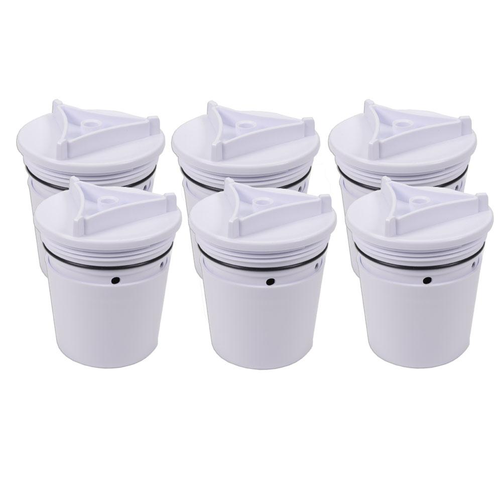EcoAqua Replacement for Culligan® FM-15RA Faucet Filter, 3-Pack