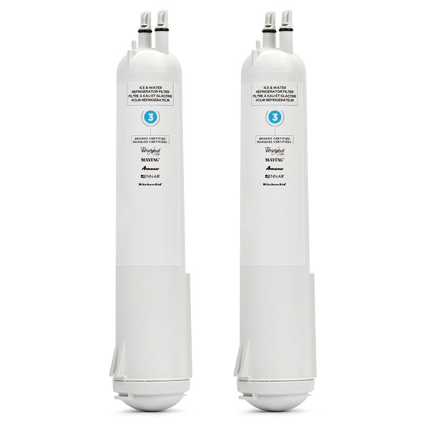 Whirlpool EDR3RXD1 Refrigerator Water Filter 3-Pack