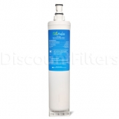 EcoAqua replacement refrigerator filter for model: EFF-6002A
