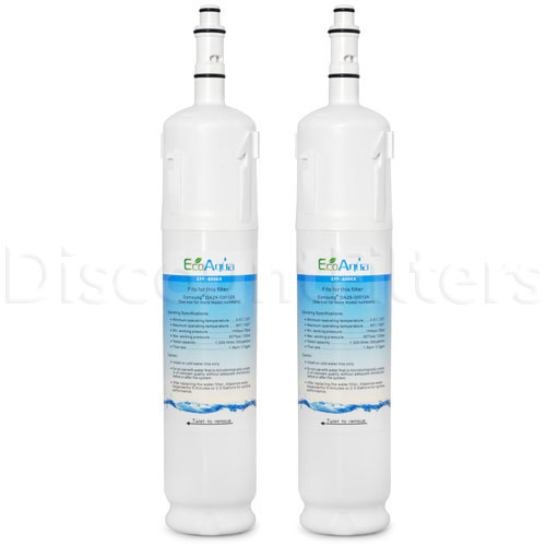 EcoAqua Replacement for Samsung DA29-00012A, 2-Pack