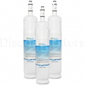 EcoAqua replacement refrigerator filter for model: EFF-6006A