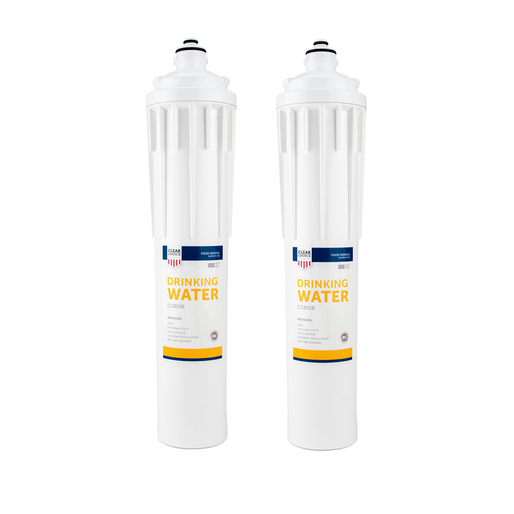 ClearChoice Replacement for Everpure H-300 / EV927072 - 2 pack