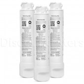 Frigidaire replacement refrigerator filter for model: EPTWFU01