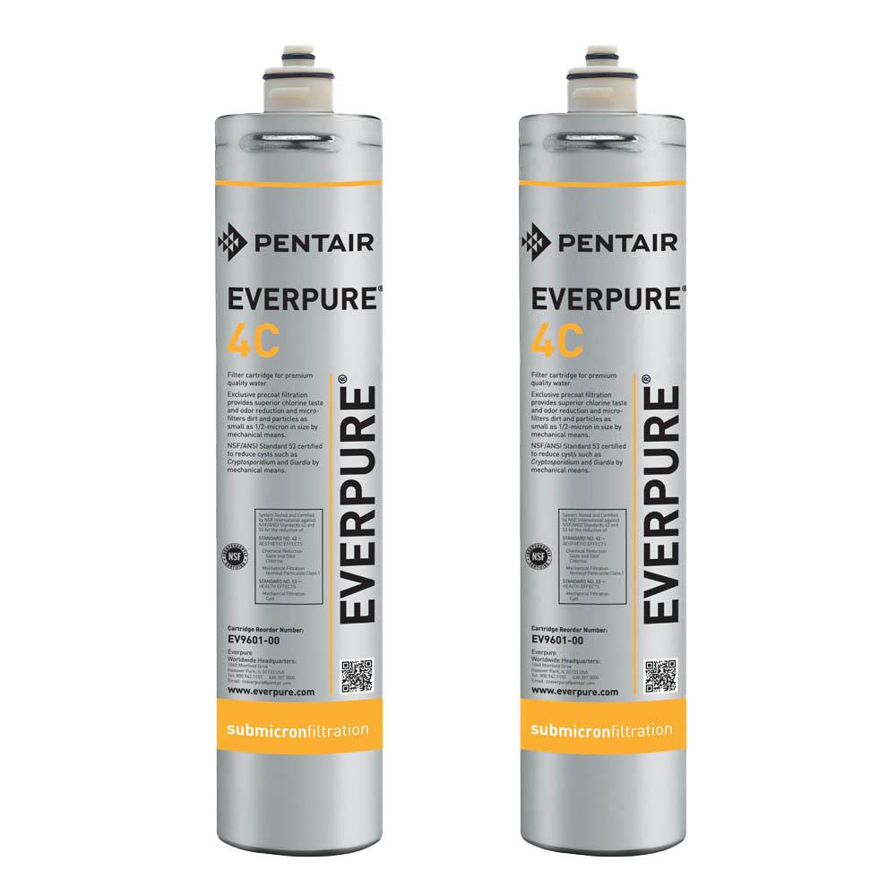 Everpure 4C Water Filtration Cartridge, 2-pk
