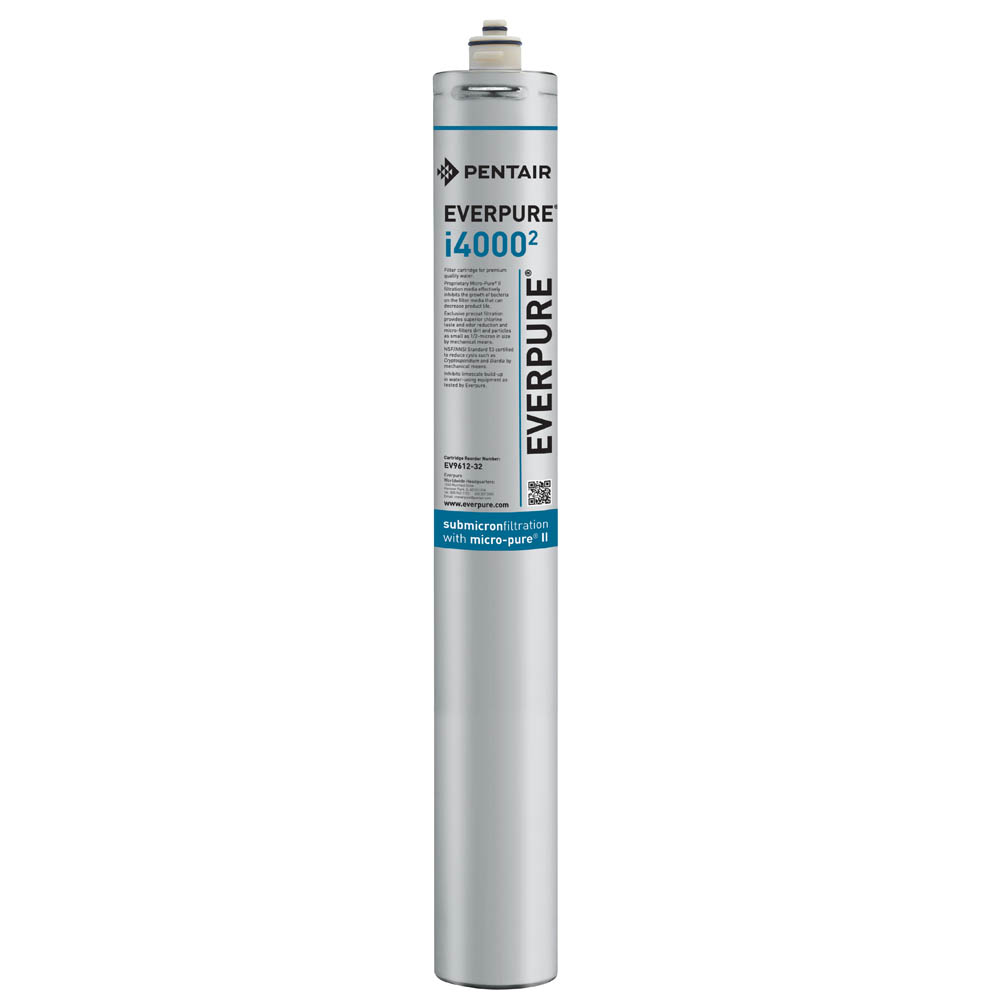 Everpure i4000-2 Water Filtration Cartridge, 3-pk