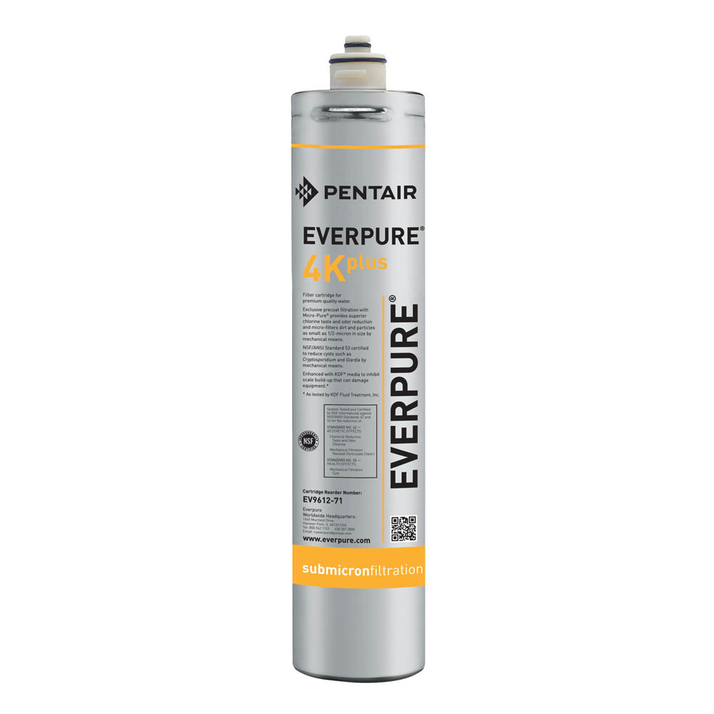 Everpure 4K PLUS Water Filtration Cartridge