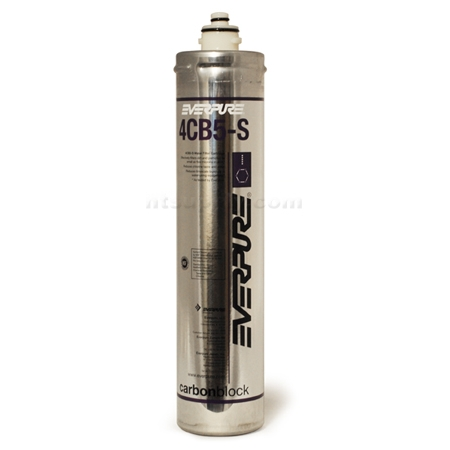 Everpure 4CB5-S Carbon Block Water Filtration Cartridge