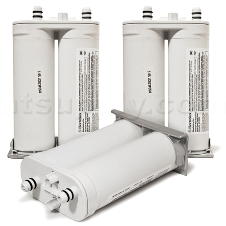 Electrolux Pure Advantage EWF01 Fridge Filter (FC-300), 3-Pack