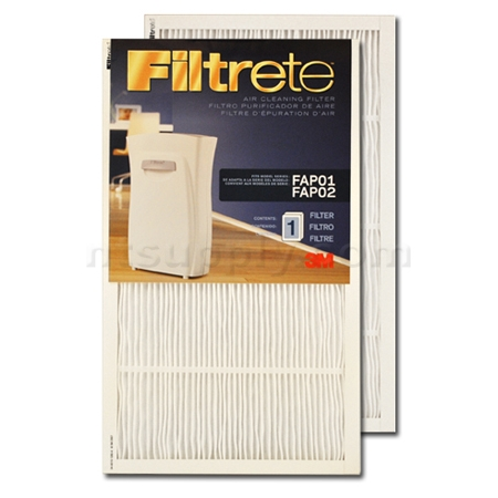 Replacement Filter for 3M Filtrete™ Ultra Clean Air Purifier - FAPF02