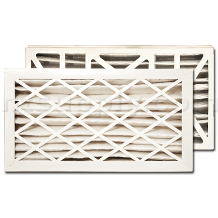 """Honeywell Return Grille Replacement Filter FC40R1045 14"""" x 25"""" x 5"""""""