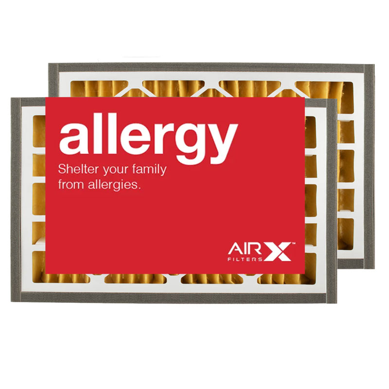 20x30x3 AIRx ALLERGY Honeywell FC40R1029 Replacement Return Grille Filter - MERV 11