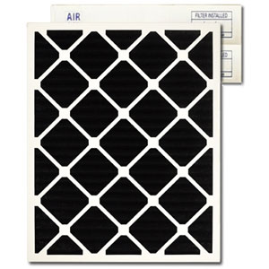 20 X 25 X 4 Carbon Pleated Filter