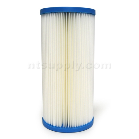 Replacement for GE FXHSC BIG BLUE Sediment Filter - 30 micron