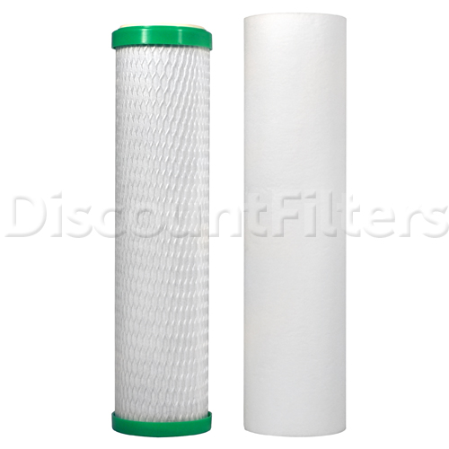 Replacement for GE FXSLC Drinking Water Filter Set