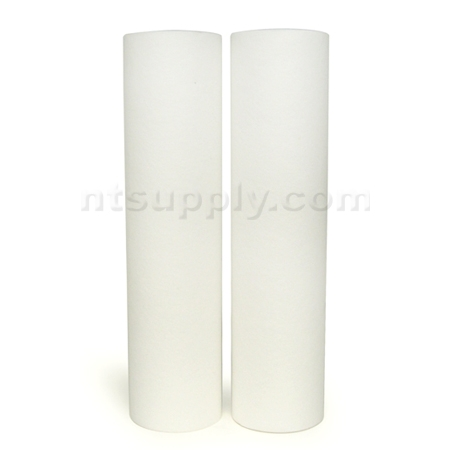 GE FXUSC Whole House Sediment Filter 30 Micron Filter Set
