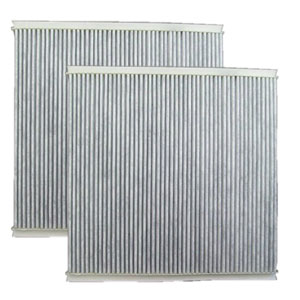 VW01164C micronAir Carbon Cabin Air Filter, 2-Pack