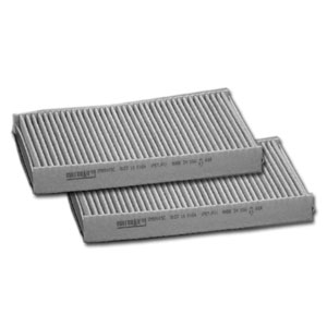 VW95122C micronAir Carbon Cabin Air Filter, 2-Pack