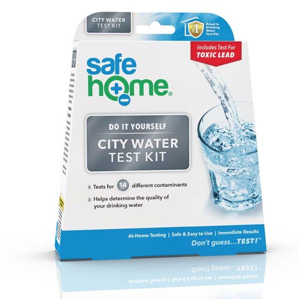 DIY City Water Test Kit