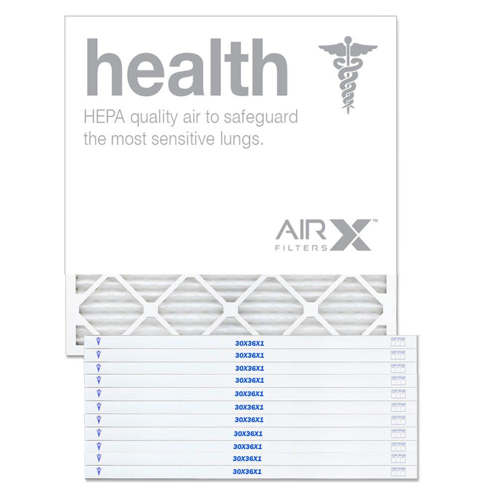 30x36x1 AIRx HEALTH Air Filter - MERV 13