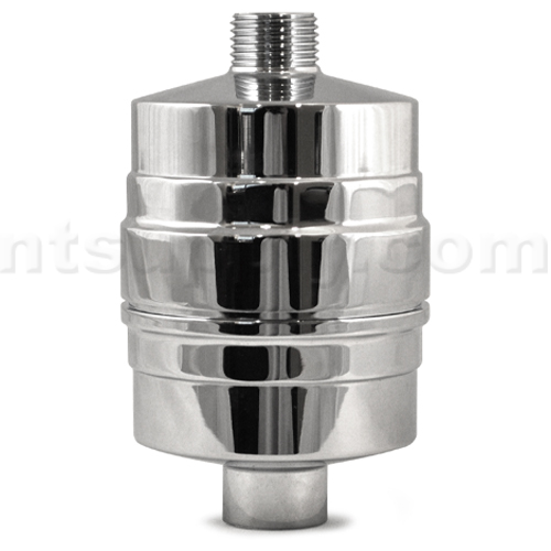 Sprite High Output Brass Universal Shower Filter - Chrome