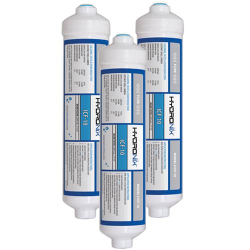 Hydronix ICF-10 Inline Refrigerator Filter