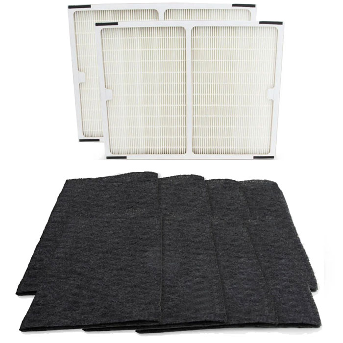 AIRx Replacement HEPA Filter Kit for Sears / Kenmore 83190, 2-Pack