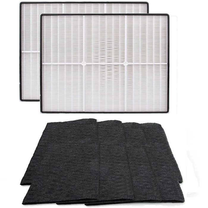 AIRx Replacement HEPA Filter Kit for Whirlpool AP350