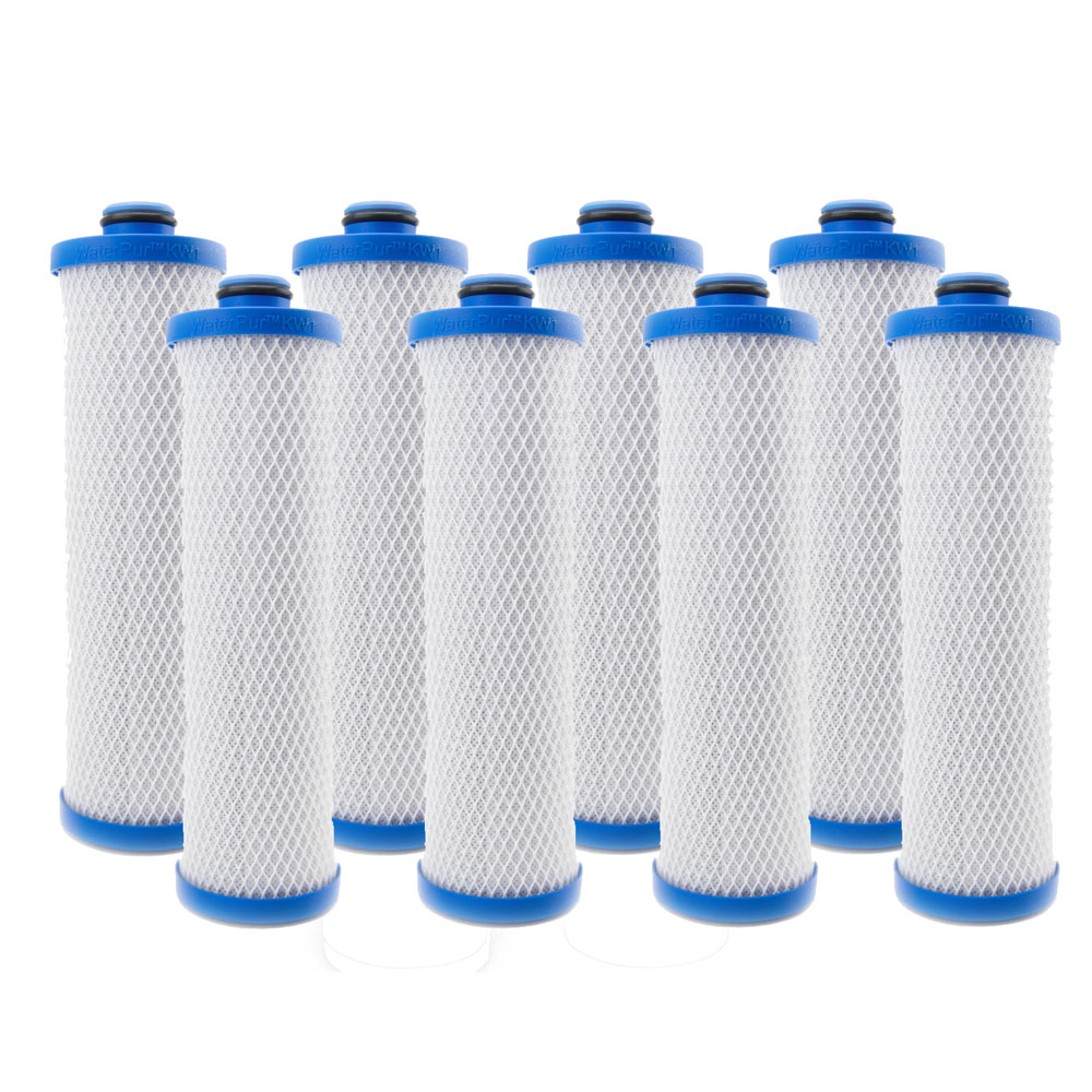 KW1 Water Filter for Built-In RV Water Filtration Sytems