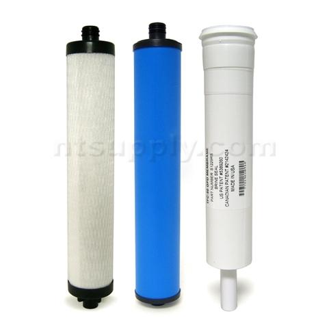MICROLINE R.O. Pre & Post Filters  w/ Membrane SET
