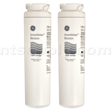 GE SmartWater Filter Cartridge (MSWF), 2-Pack