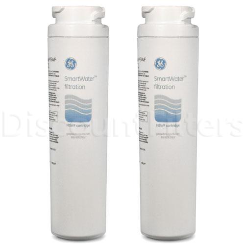 GE SmartWater Filter Cartridge (MSWF), 2-Pack