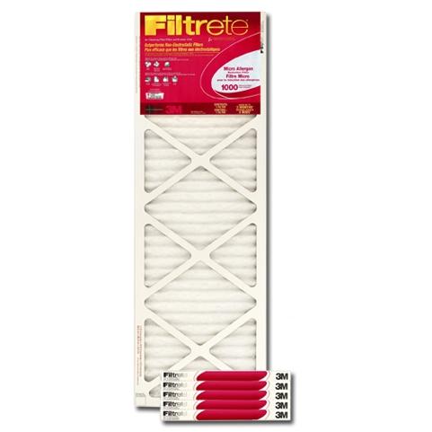 12 x 30 x 1 Filtrete Micro Allergen Reduction Filter - #9842