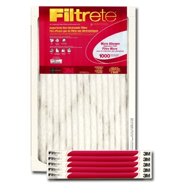 16 x 24 x 1 Filtrete Micro Allergen Reduction Filter - #9825
