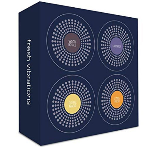 Moodo Aroma Diffuser Fragrance Capsules - Fresh Vibrations