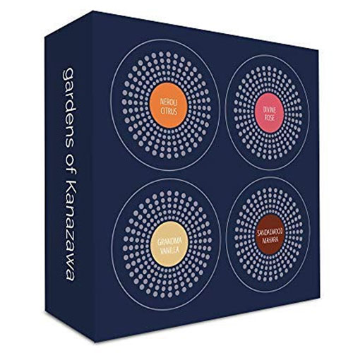 Moodo Aroma Diffuser Fragrance Capsules - Oriental Delight