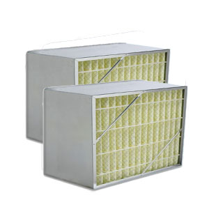Extended Surface Rigid Air Filter - 12