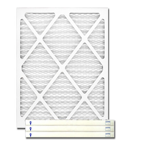 "20"" X 37"" X 2"" MERV 13 Pleated Filter For Geothermal Systems"