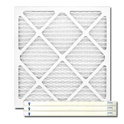 "20"" X 25"" X 1"" MERV 8 Pleated Filter For Geothermal Systems"