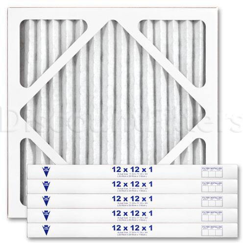 """12"""" X 12"""" X 1"""" MERV 8 Pleated Filter"""