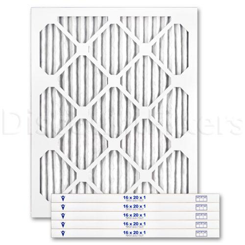 """16"""" X 24"""" X 1"""" MERV 11 Pleated Filter"""
