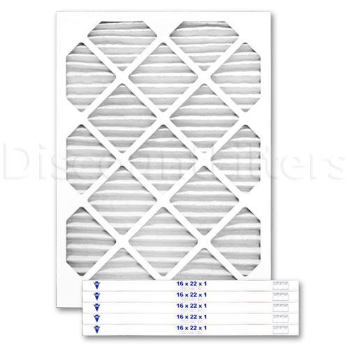 """16 x 22 x 1"""" MERV 11 Pleated Filter"""