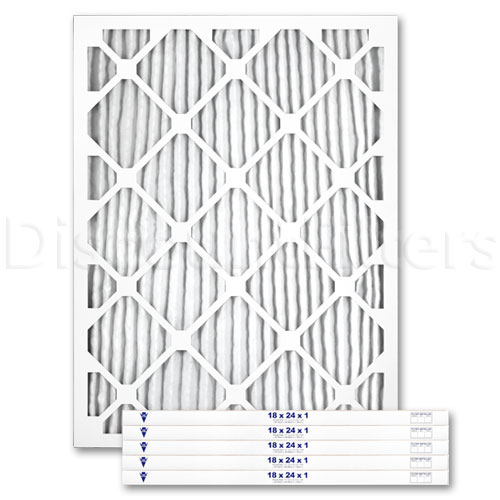 "18"" X 24"" X 1"" MERV 13 Pleated Filter- Healthy Living"
