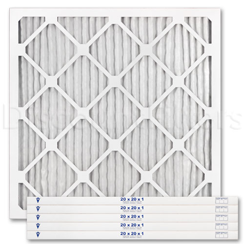 "20"" X 20"" X 1"" MERV 13 Pleated Filter- Healthy Living"