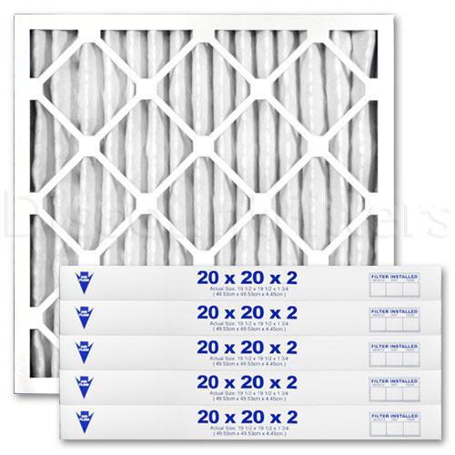 """20"""" X 20"""" X 2"""" MERV 13 Pleated Filter"""