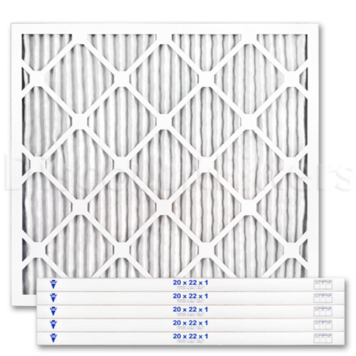 "20"" X 22"" X 1"" MERV 13 Pleated Filter- Healthy Living"