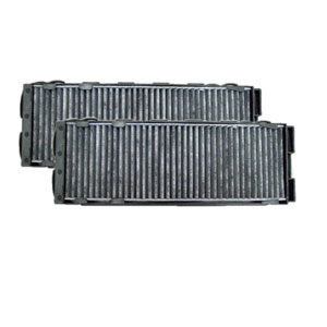 NN00192C micronAir Carbon Cabin Air Filter, 2-Pack